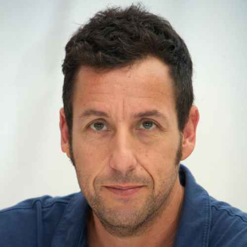 adam sandler cool haircut