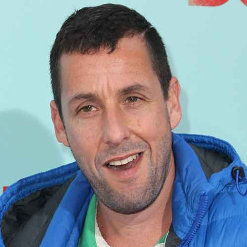 adam sandler funny hairstyle