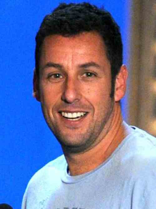 adam sandler haircut 2018