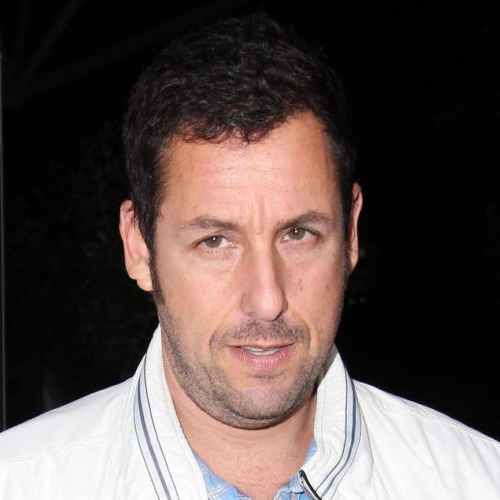 adam sandler messy hair