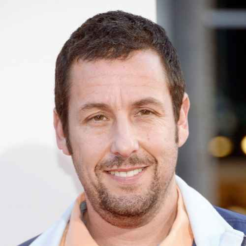 adam sandler new haircut