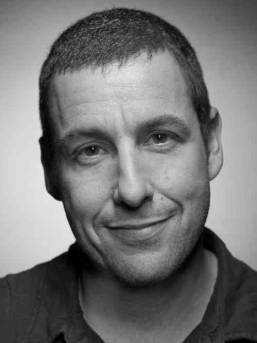 adam sandler short haircut