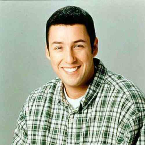 adam sandler simple haircut