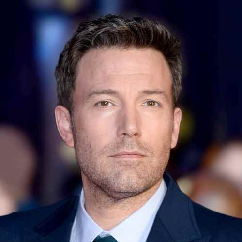 ben affleck batman haircut