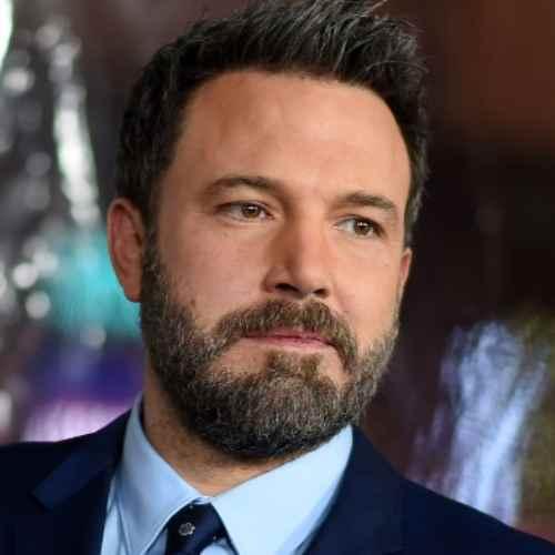 ben affleck beard style
