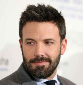 ben affleck cool celebrity hairstyles