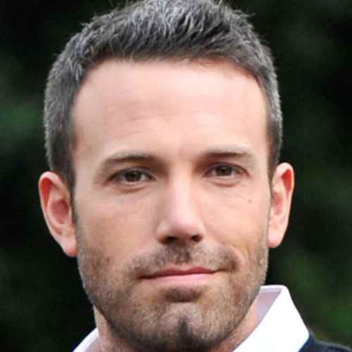 ben affleck hair color