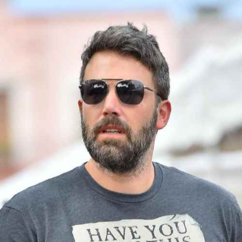 ben affleck haircut 2018