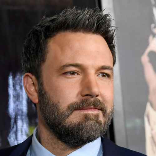 ben affleck new haircut 2018