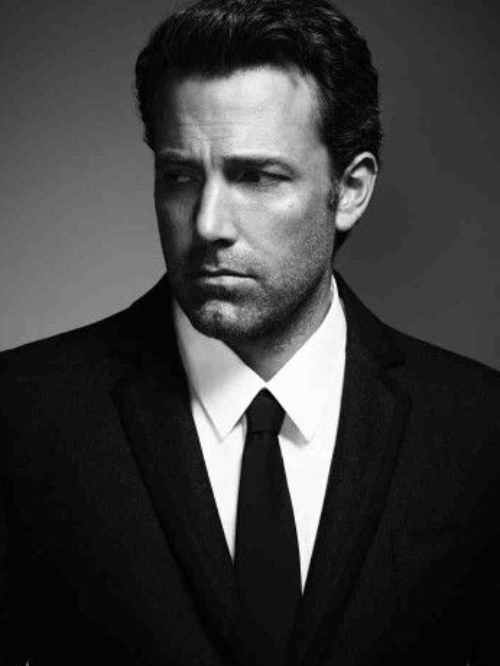ben affleck the gentalman hairstyles