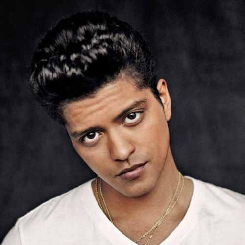 bruno mars curly comb over pomp