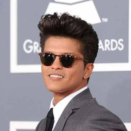 bruno mars haircut medium length haircut