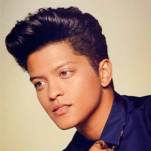 bruno mars haircut pompadour hairstyle