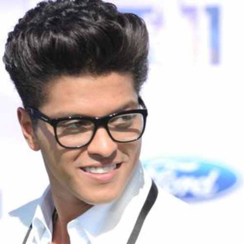 bruno mars haircut tips and trick