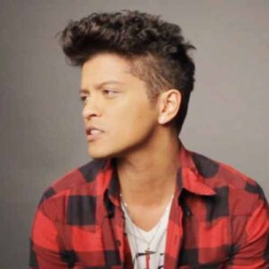 bruno mars haircut with fade haircut