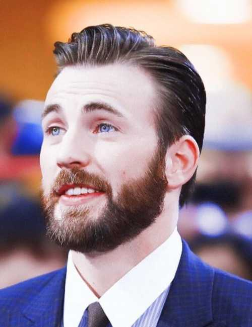 20 Latest Chris Evans Haircut - Men's Hairstyles X