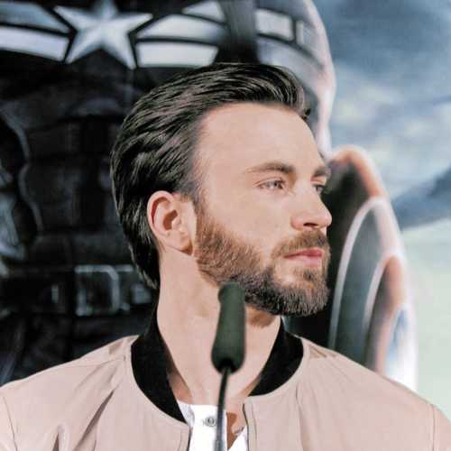 chris evans rockabilly hairstyles