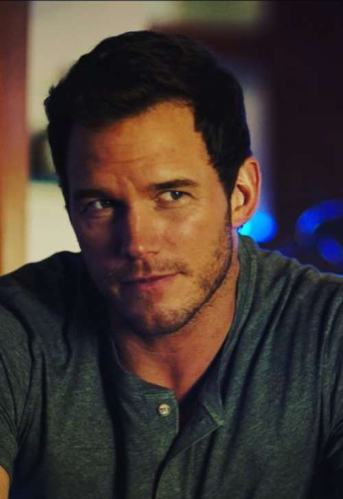 chris pratt cute hairstyle