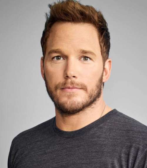 chris pratt haircut jurassic world