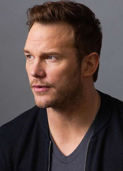 chris pratt hairdresser