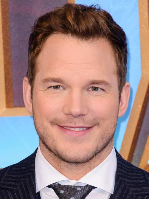 chris pratt hairstyle 2018