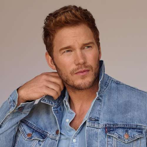chris pratt short hairstyle