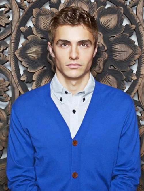 dave franco color hairstyle