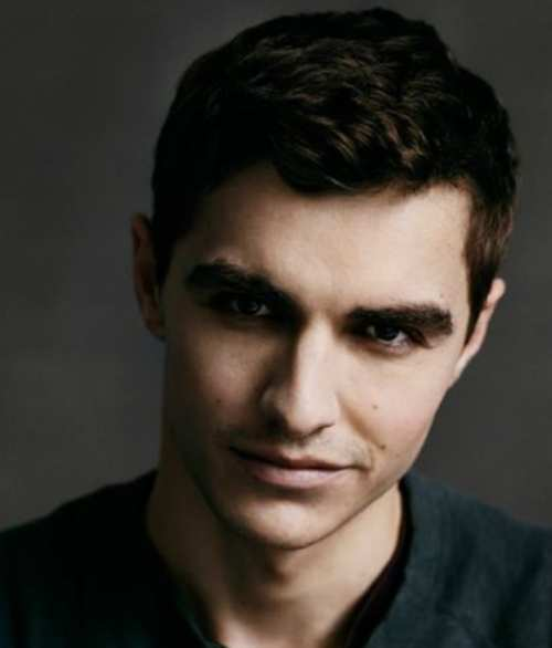 dave franco short quiff pomp hairstyle