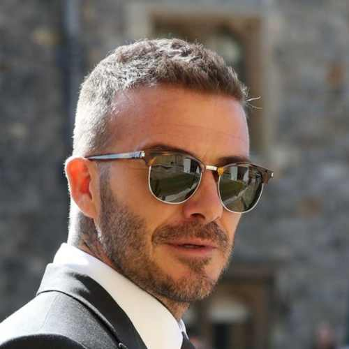 Top 30 David Beckham Hairstyles Soccer Player Haircuts