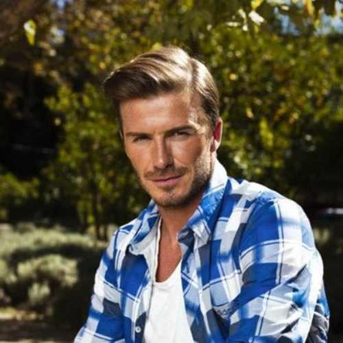 Top 30 David Beckham Hairstyles Soccer Player Haircuts Mens