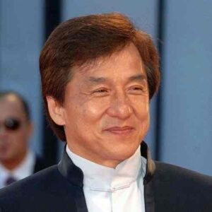 jackie chan hairstyle 2018