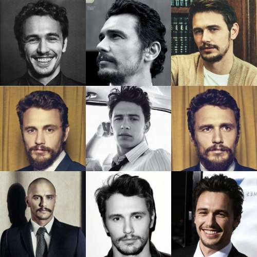 james franco haircut