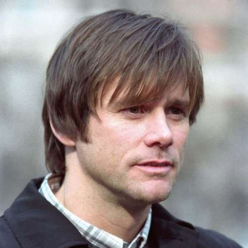 jim carrey hairstyle long length hairstyles