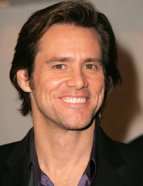 jim carrey hairstyle popular long hairstyle