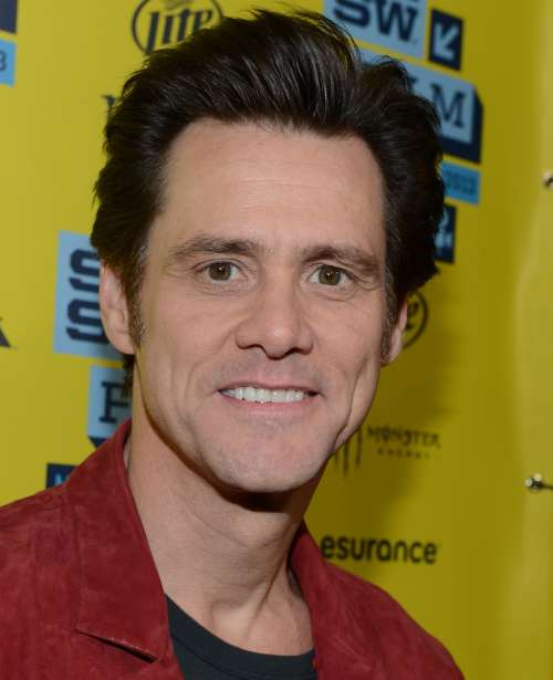 jim carrey hairstyle real one 2017