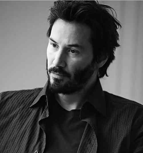 keanu reeves hairstyles point break