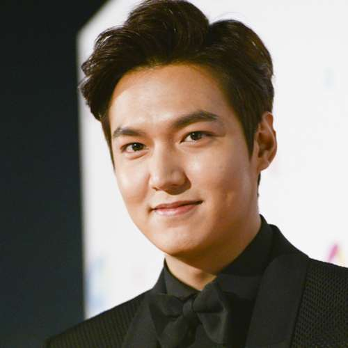 lee min ho hairstyle 2018