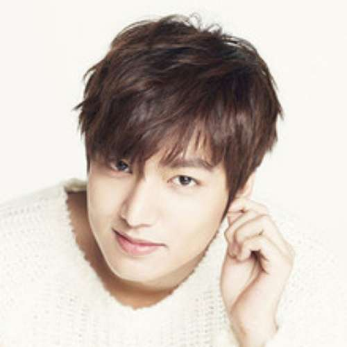 lee min ho natural hairstyle