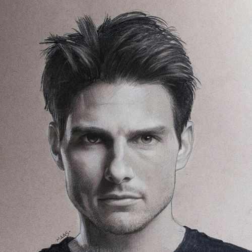 25 Latest Tom Cruise Haircut - Men's Hairstyles X