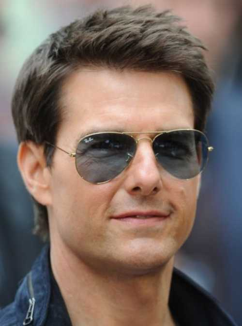 tom cruise haircut short spiky hairstyle