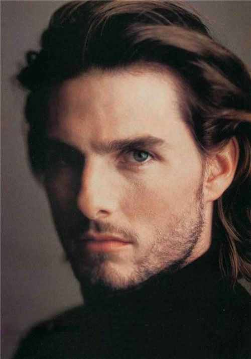tom cruise long hairstyle