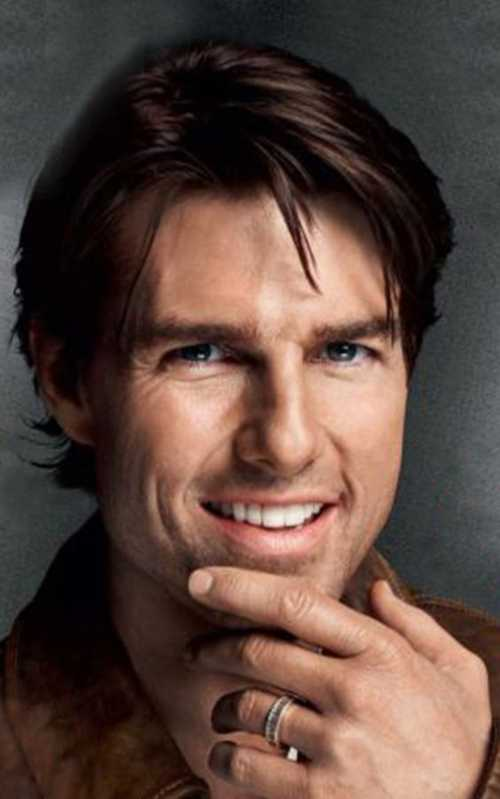 tom cruise old young hairstyle