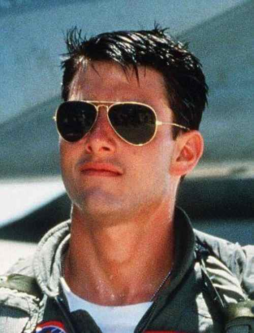 tom cruise top gun haircut
