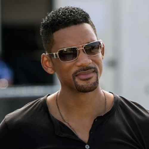 will smith haircut afro short curly hair