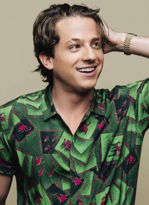 charlie puth hairstyle 2018