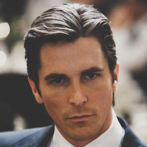 christian bale haircut batman