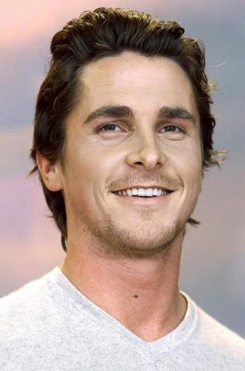 christian bale haircut