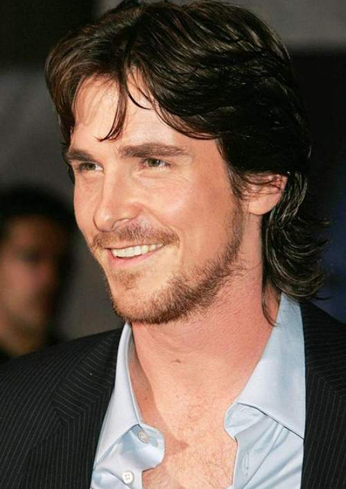 christian bale hairstyle name