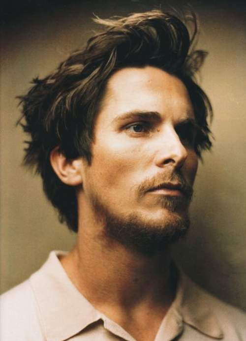 christian bale hairstyle tutorial
