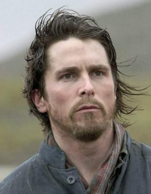 christian bale's haircut american psycho